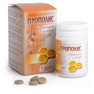 прополис от холестерина рецепт