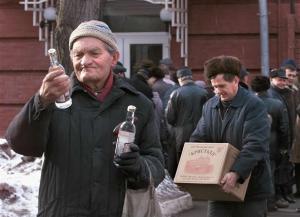 Прополис при хронической алкогольной зависимости